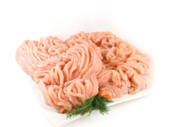 Фарш мясной или рыбный