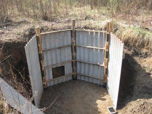 Примеры содержания кроликов в ямах