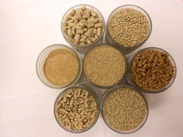 Минеральные добавки к корму