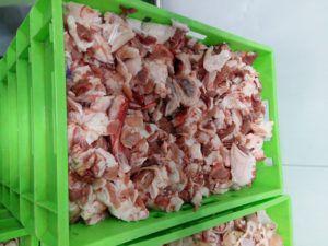 Рыбные и мясные отходы