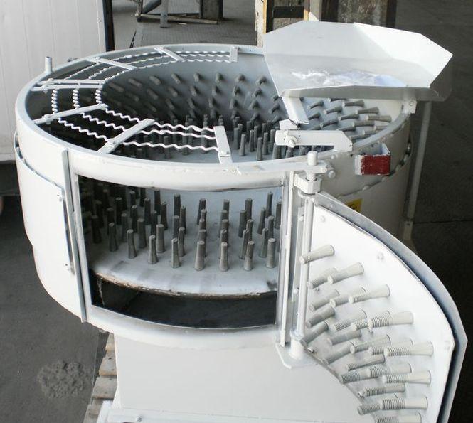 Цикавтоматическая перосъемная машина