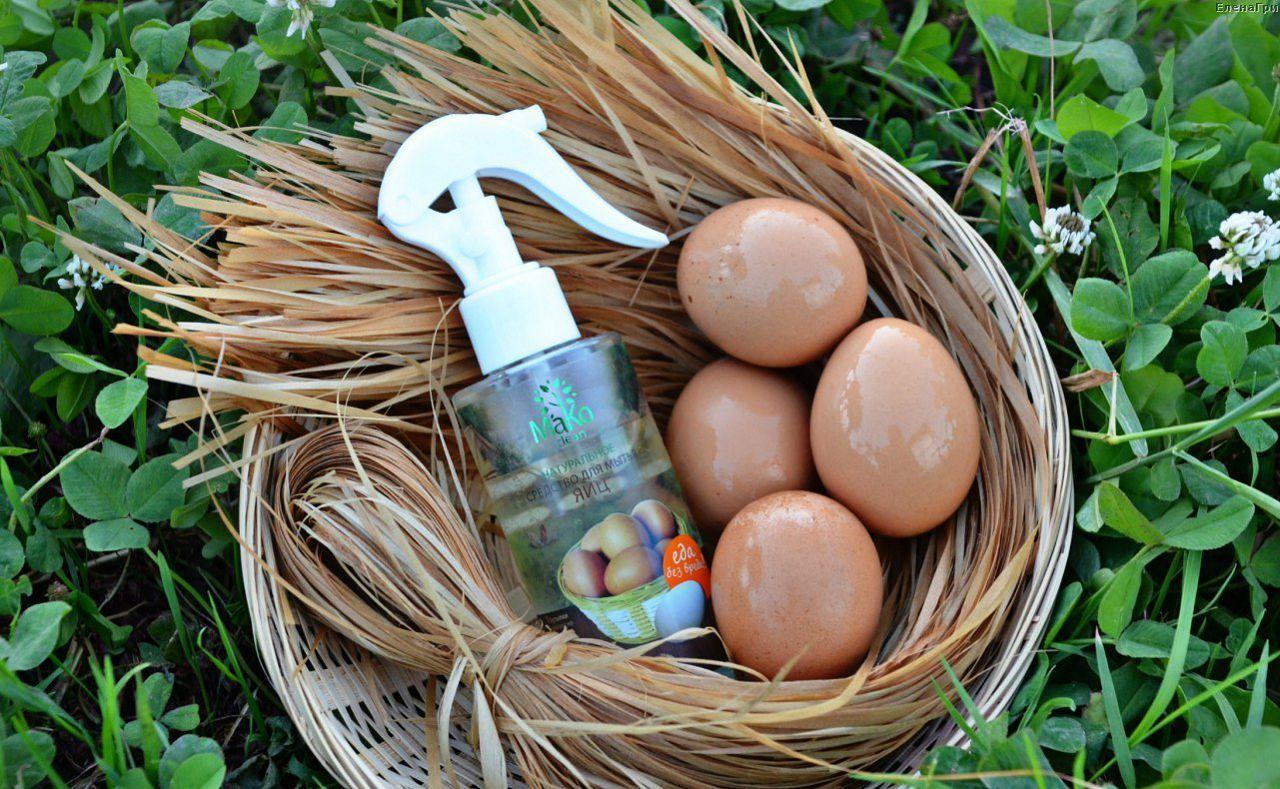 Пульверизатор для мытья яиц
