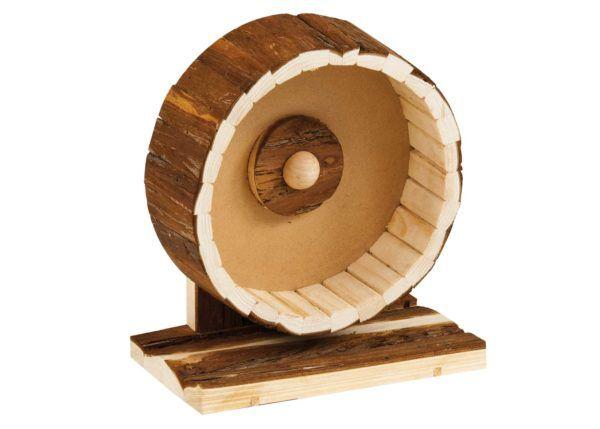 Колесо из дерева