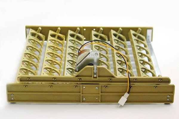 Внутреннее устройство автоматизированного инкубатора