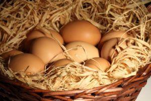 Яйца Лакенфельдер