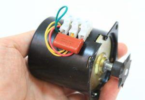 Мотор для инкубатора 220 В
