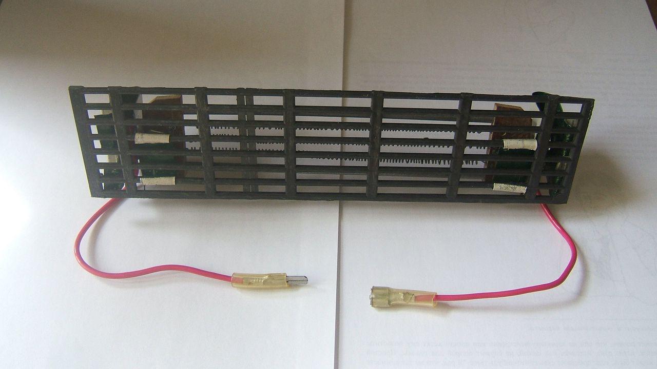 Нагревательный элемент для инкубатора