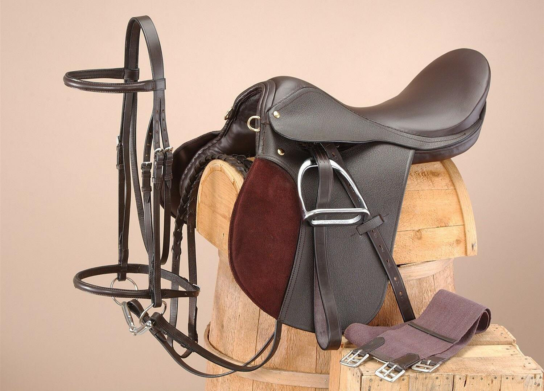 Основные элементы амуниции для лошади