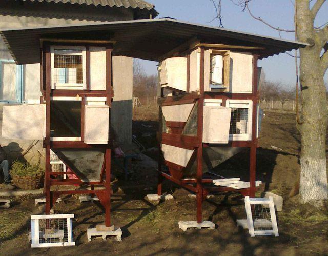 Система из двух мини-ферм обеспечивает хорошее начало бизнеса