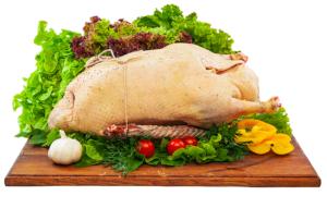 Периодическое употребление в пищу гусятины повышает иммунитет и восстанавливает силы при болезни