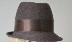 Шляпы из фетра ручной работы