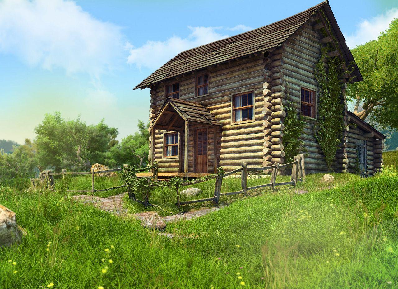 Сельский домик — идеальное место для размещения перепелов