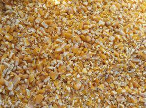 Дробленая кукуруза