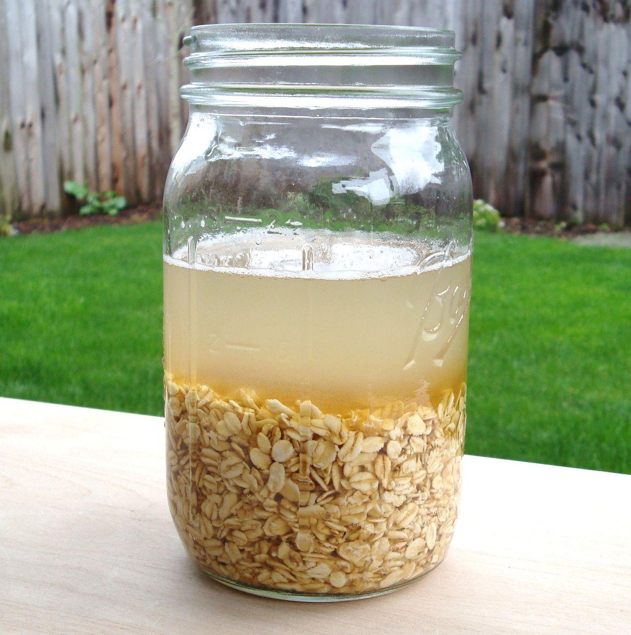 Запаривание зерна