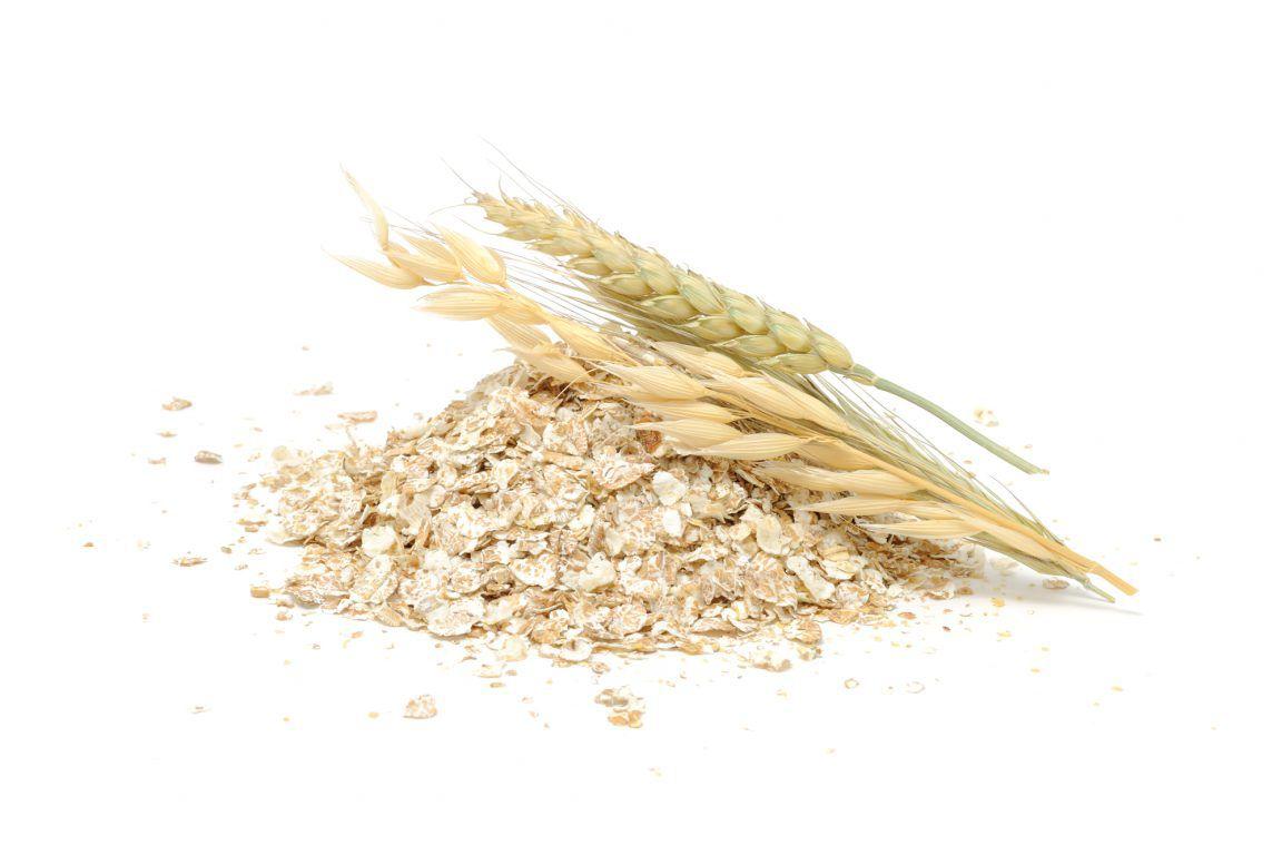Перемолотая пшеница