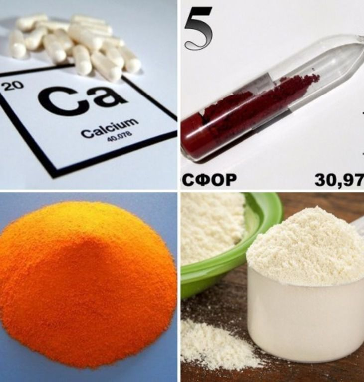Кальций, фосфор, каротин и протеин повышают энергетический потенциал корма
