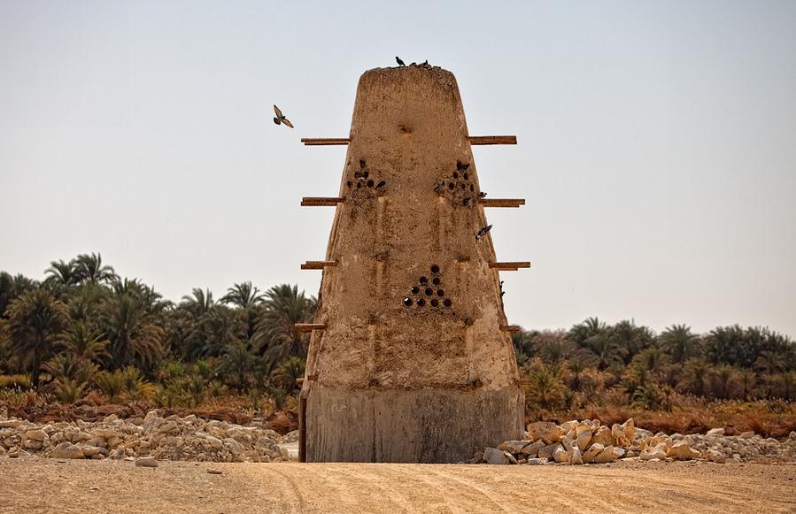 Голубятня башенного типа