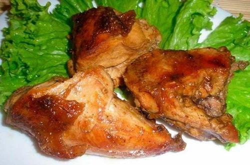 Мясо фазана считается диетическим