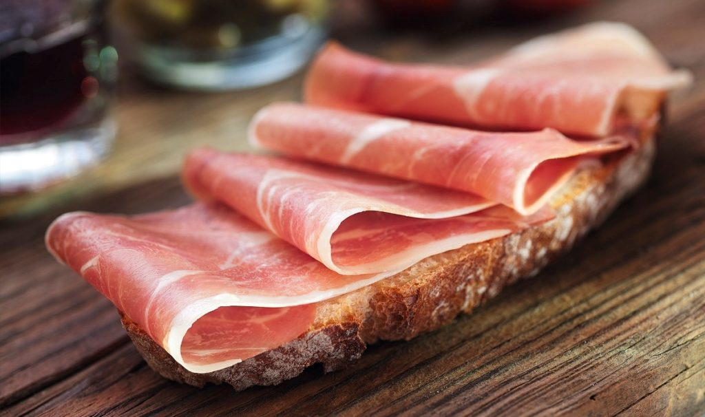 Из мяса венгерских мангалиц может получаться превосходных хамон