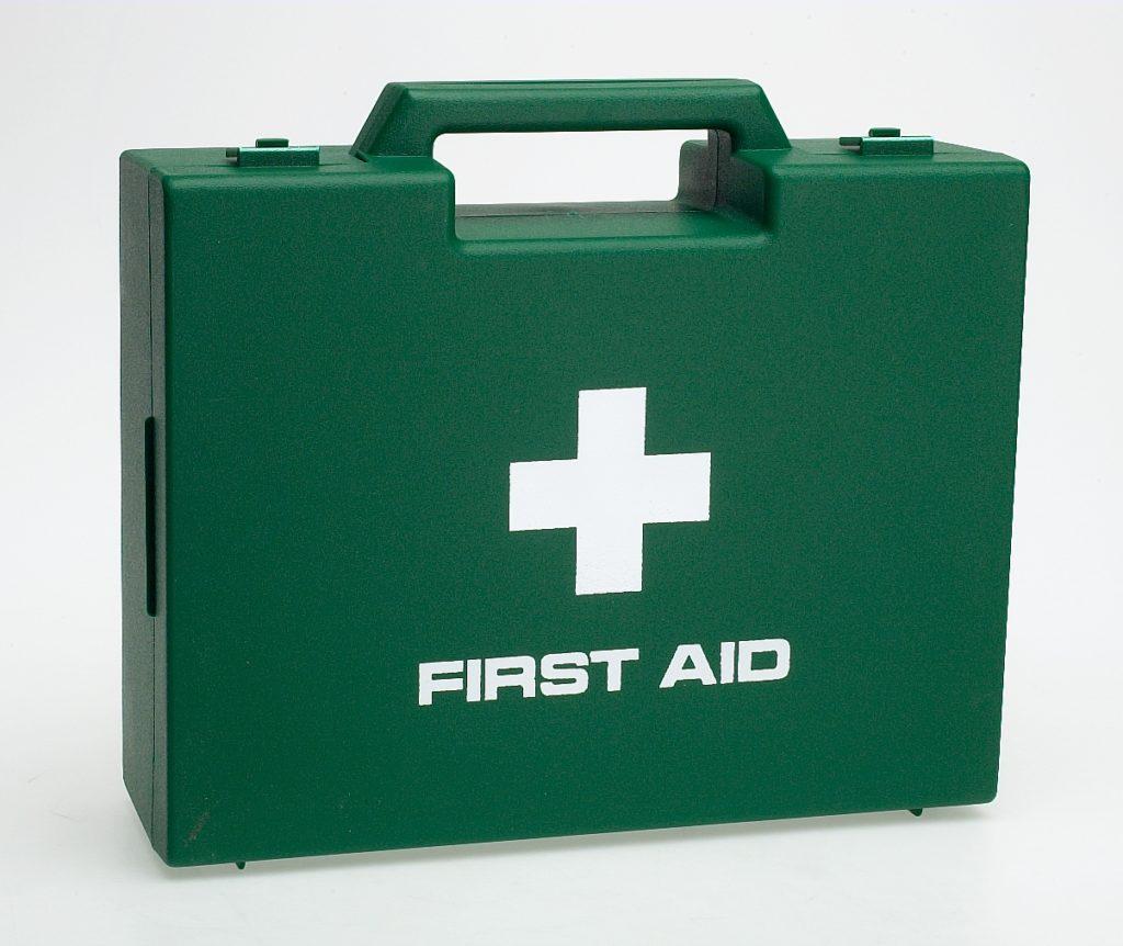 Соберите аптечку первой помощи
