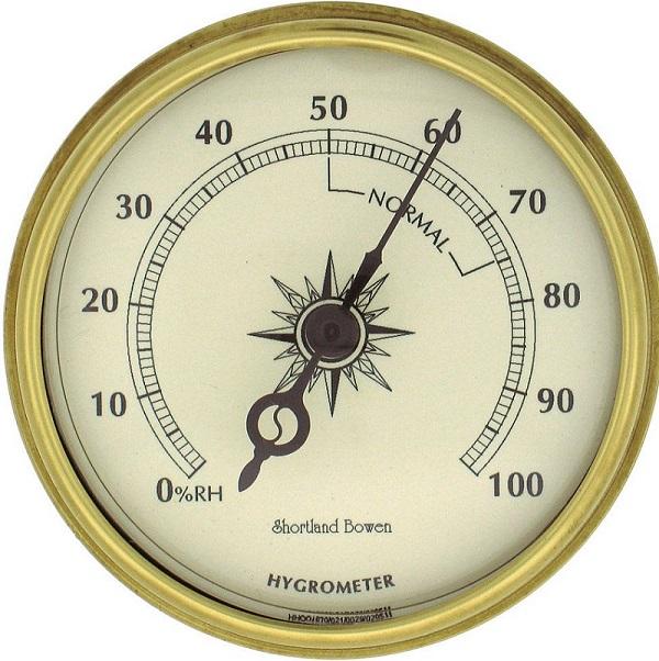 Вытяжка поддерживает уровень влажности на нормальном уровне