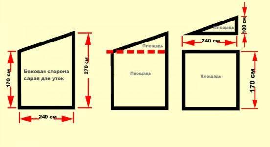 Для того чтобы рассчитать оптимальное количество материала, следует отобразить стены в виде фигур