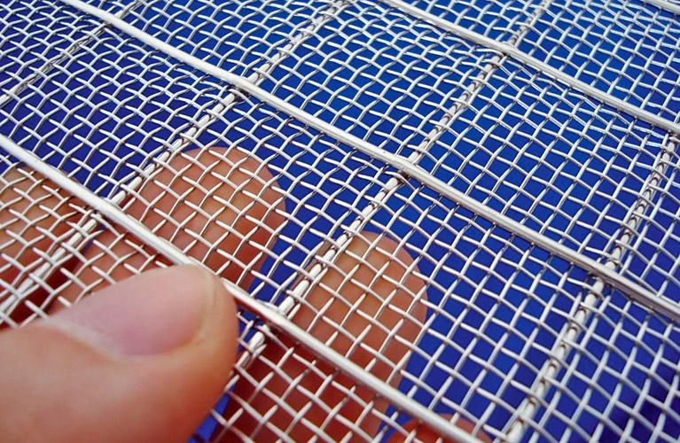 Металлическая сетка - незаменимый материал, использующийся во многих сферах деятельности