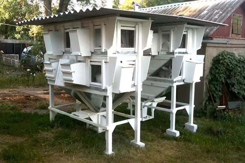 Пример организации мини-фермы
