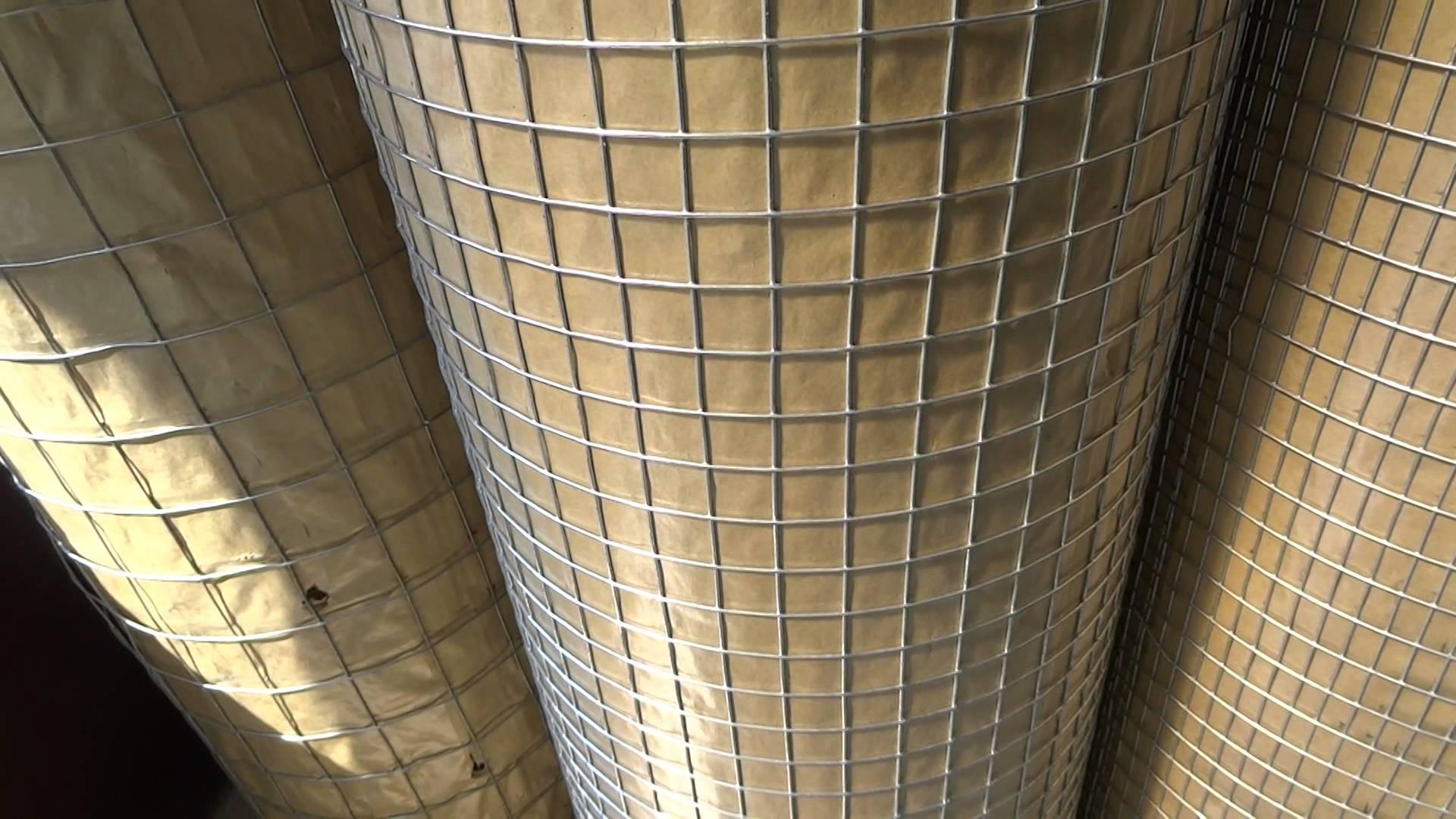 Цинковое покрытие, которое наносится на проволоку, повышает антикоррозионные свойства изделий