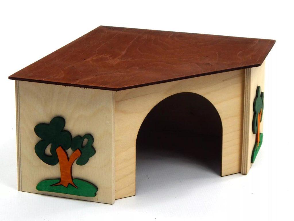 Древесина – это прочный, экологически чистый материал