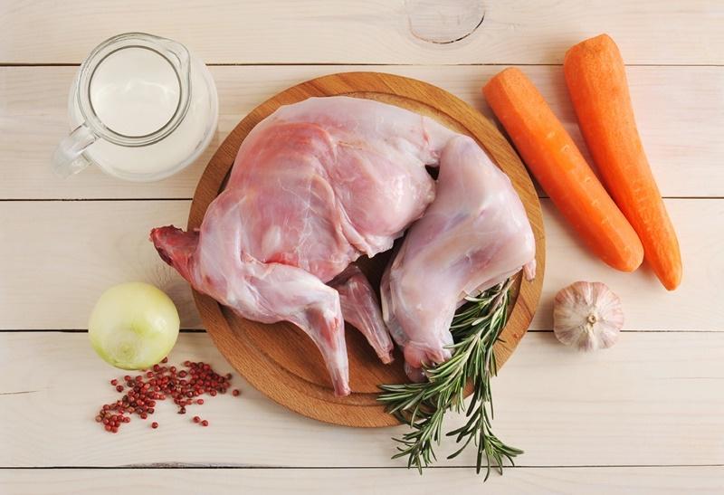 Крольчатина полезна при похудении