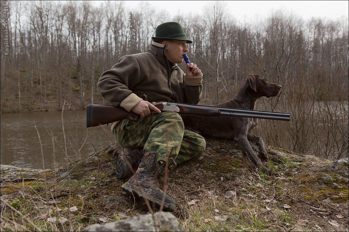Многие разновидности охоты предполагают использование звуковых манков