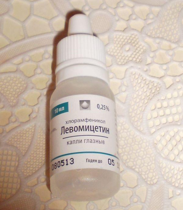 Наиболее популярные капли для лечения гнойных заболеваний глаз