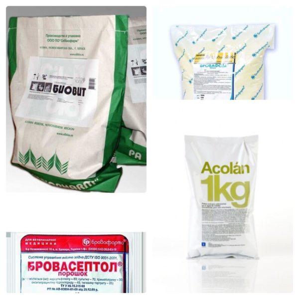 Антибактериальные препараты, применяемые при инфекционном поносе