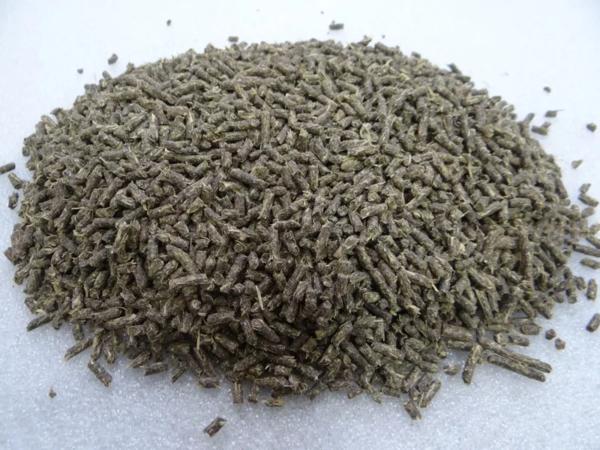 Травяные гранулы для кроликов