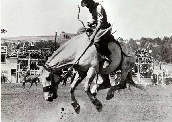 В 1929 году родео признали отдельным видом спорта