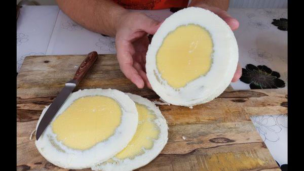 Чтобы сварить яйцо вкрутую, понадобится 75 мин